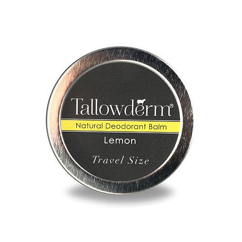 Lemon Deodorant Travel Size
