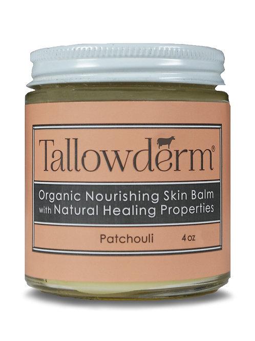 4 oz Patchouli Skin Balm