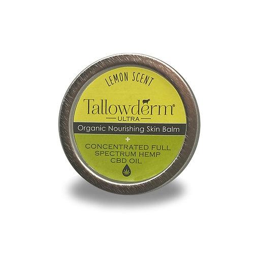 Lemon ULTRA travel size skin balm