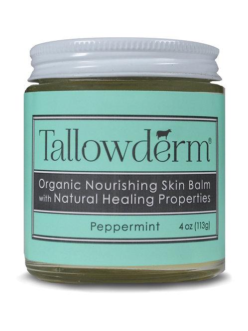 4 oz Peppermint Skin Balm