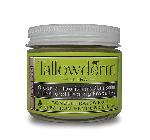 Lavender ULTRA skin balm with CBD oil