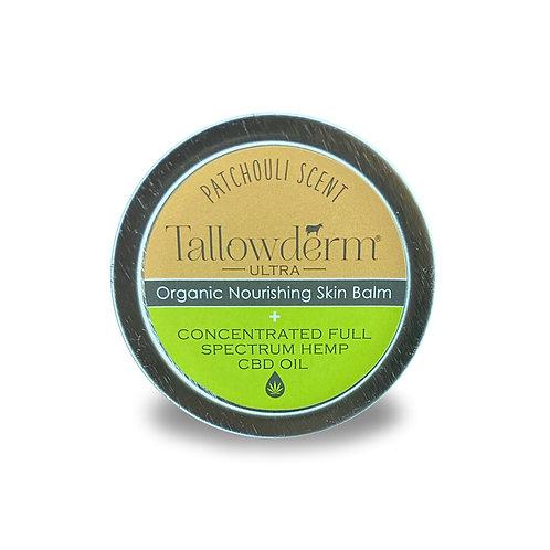 Patchouli ULTRA travel size skin balm