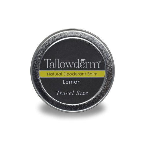 Lemon travel size deodorant