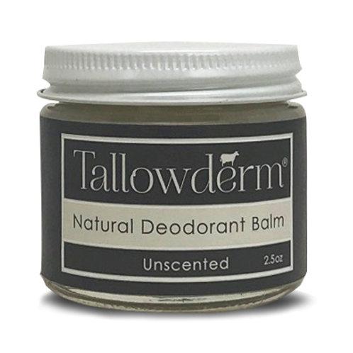 Unscented Deodorant Balm