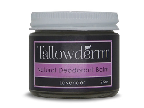 Lavender Deodorant Balm