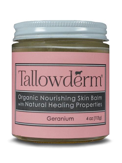 4 oz Geranium Skin Balm