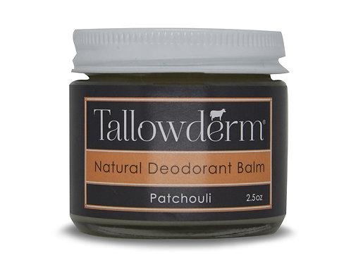 Patchouli Deodorant Balm