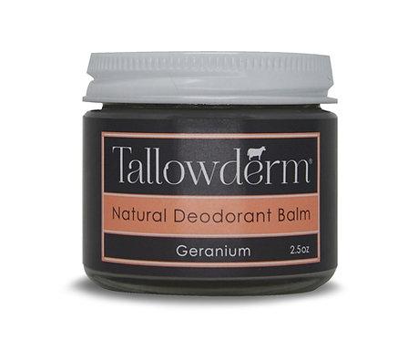 Geranium Scented Natural Deodorant