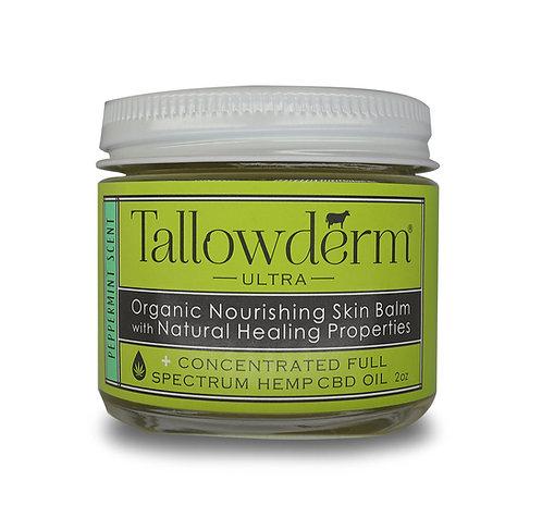 Peppermint ULTRA skin balm with CBD oil