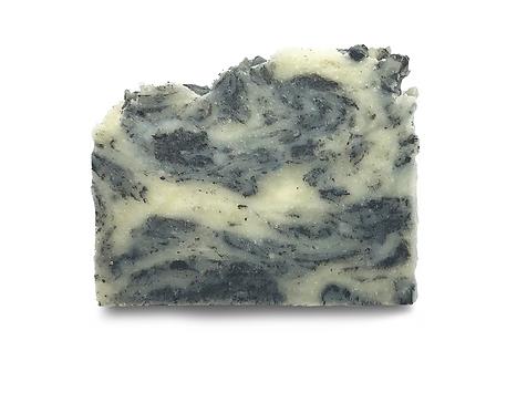 Peppermint Charcoal soap