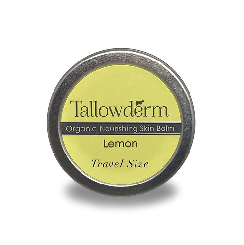 Lemon Travel size skin balm
