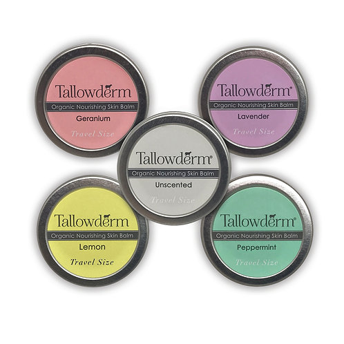 Five Pack Skin Balm Travel Size