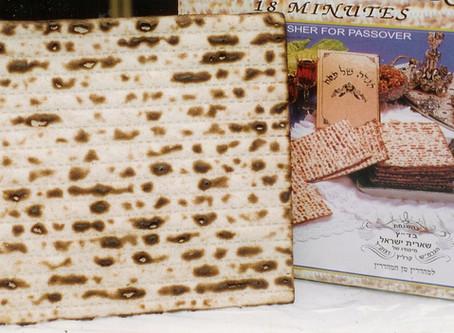 Important Passover Information at NSJC