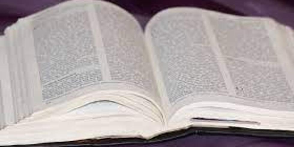 Rabbi's Bible Class