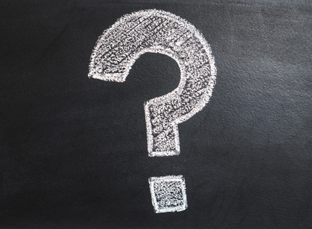Ask Good Questions!