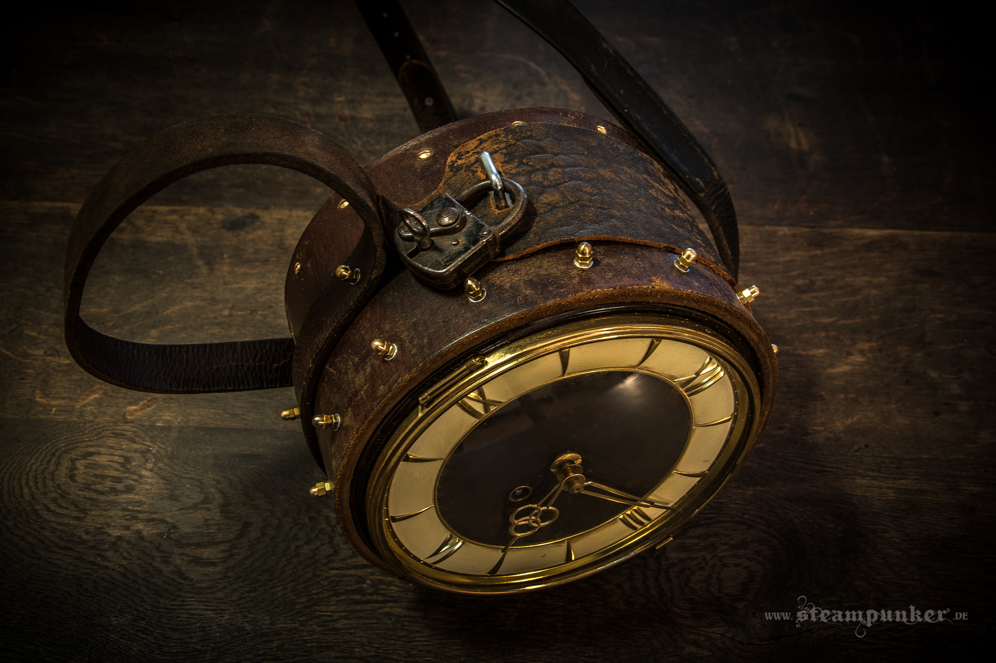 Steampunk Watch Bag