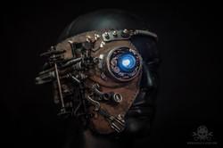 Steampunk Borg Mask