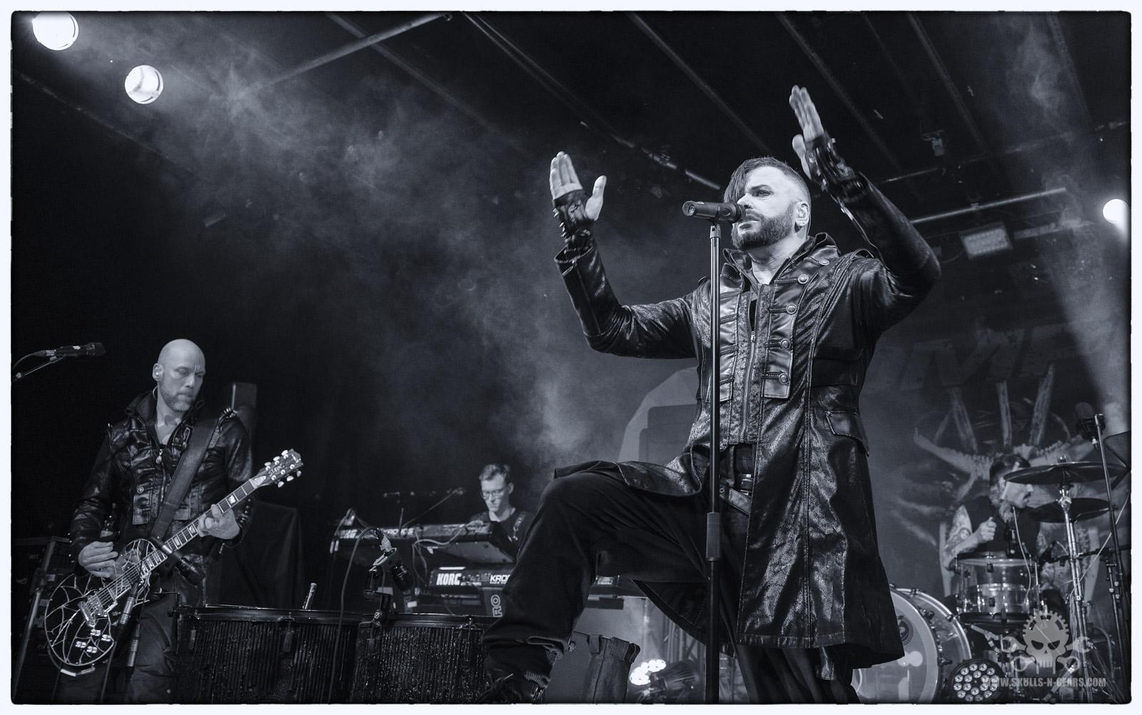 OOMPH! - Ritual Tour 2019 Hirsch -174