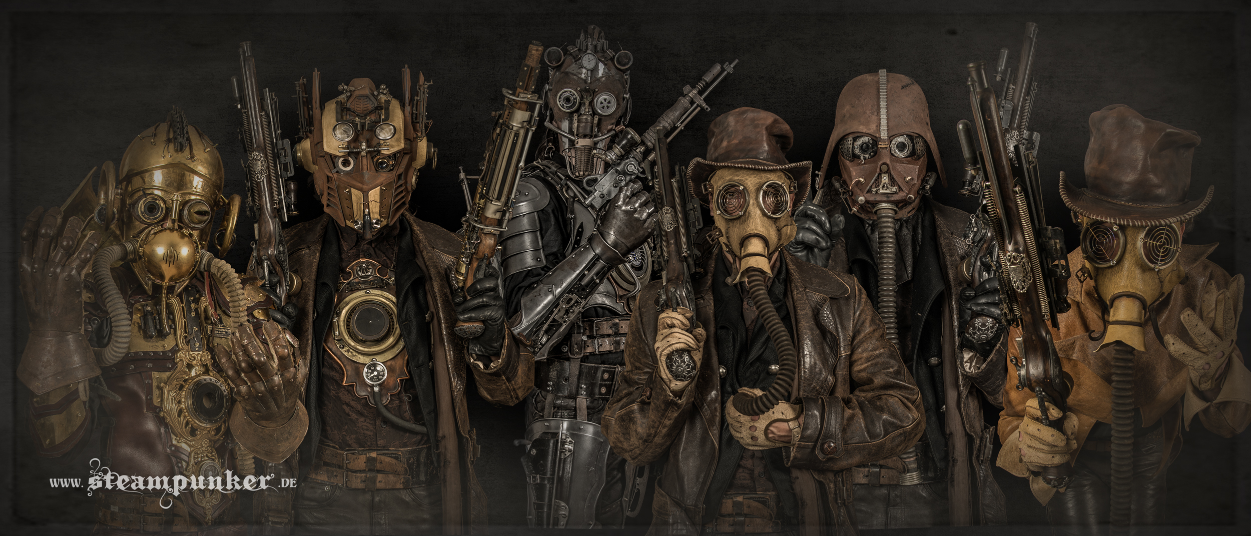 Steampunk Outfits - Mad Max