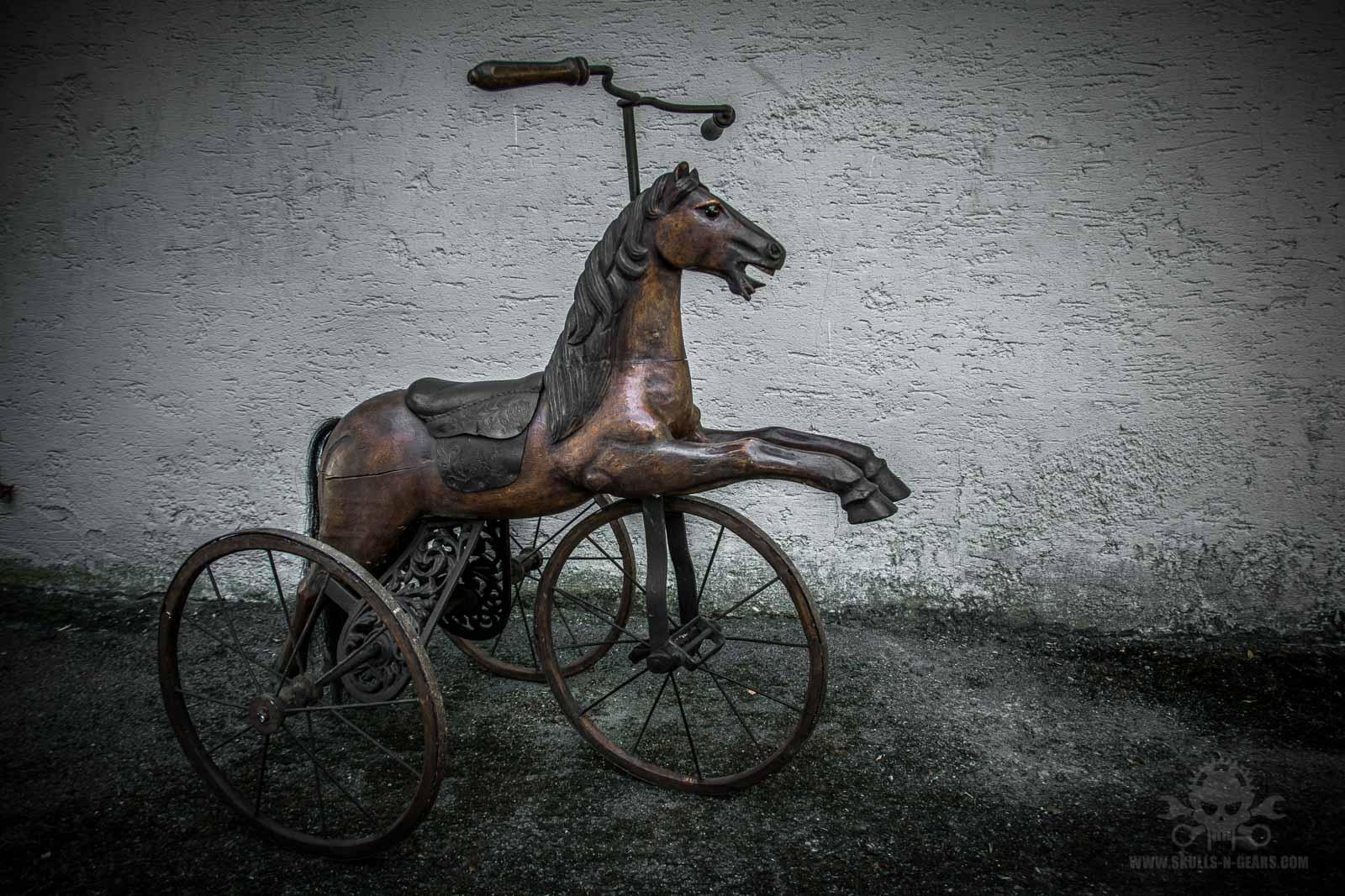 Dreirad Pferd SP0010107 (4 von 7)
