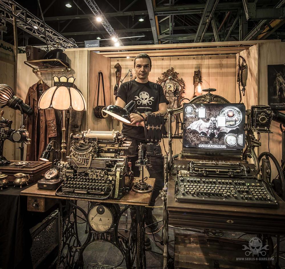 Steampunk - Alexander Schlesier