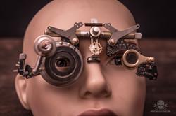 Steampunk Brille [020030044]