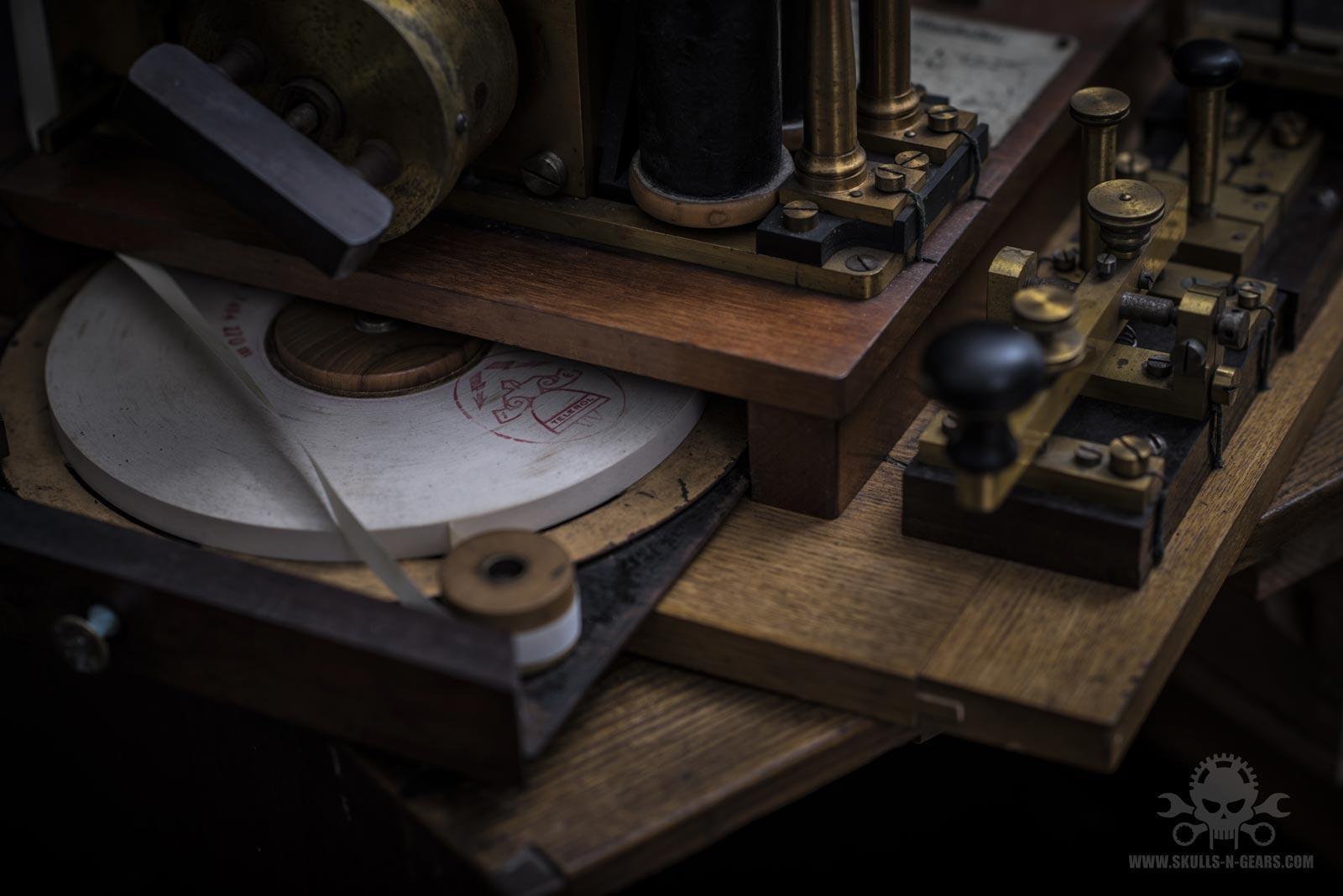 Telegraf, Morsegerät