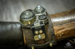 Steampunk Uhr [010030010] -1