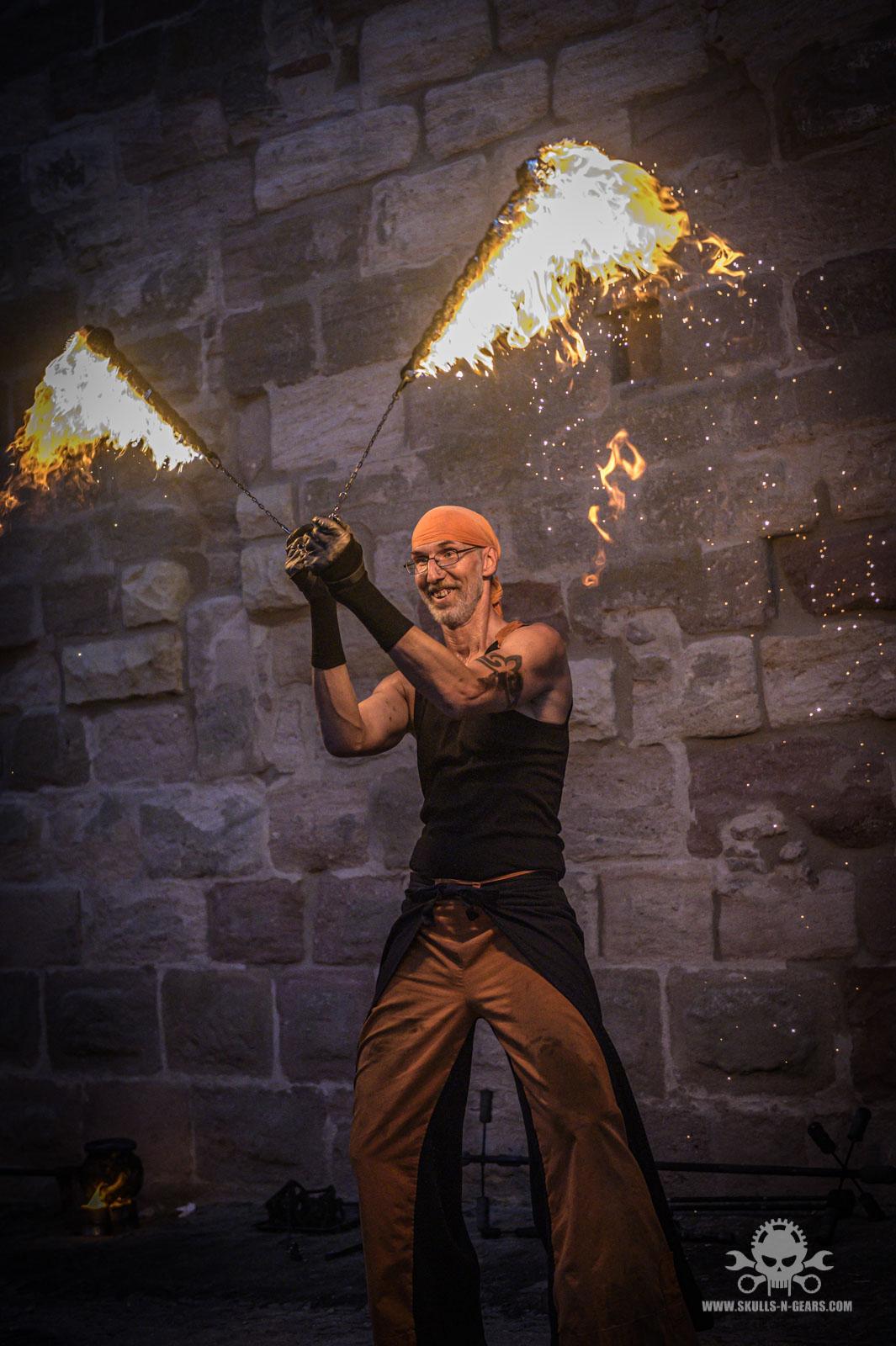 Feuertanz Festival 2019 - Feuershow-1227
