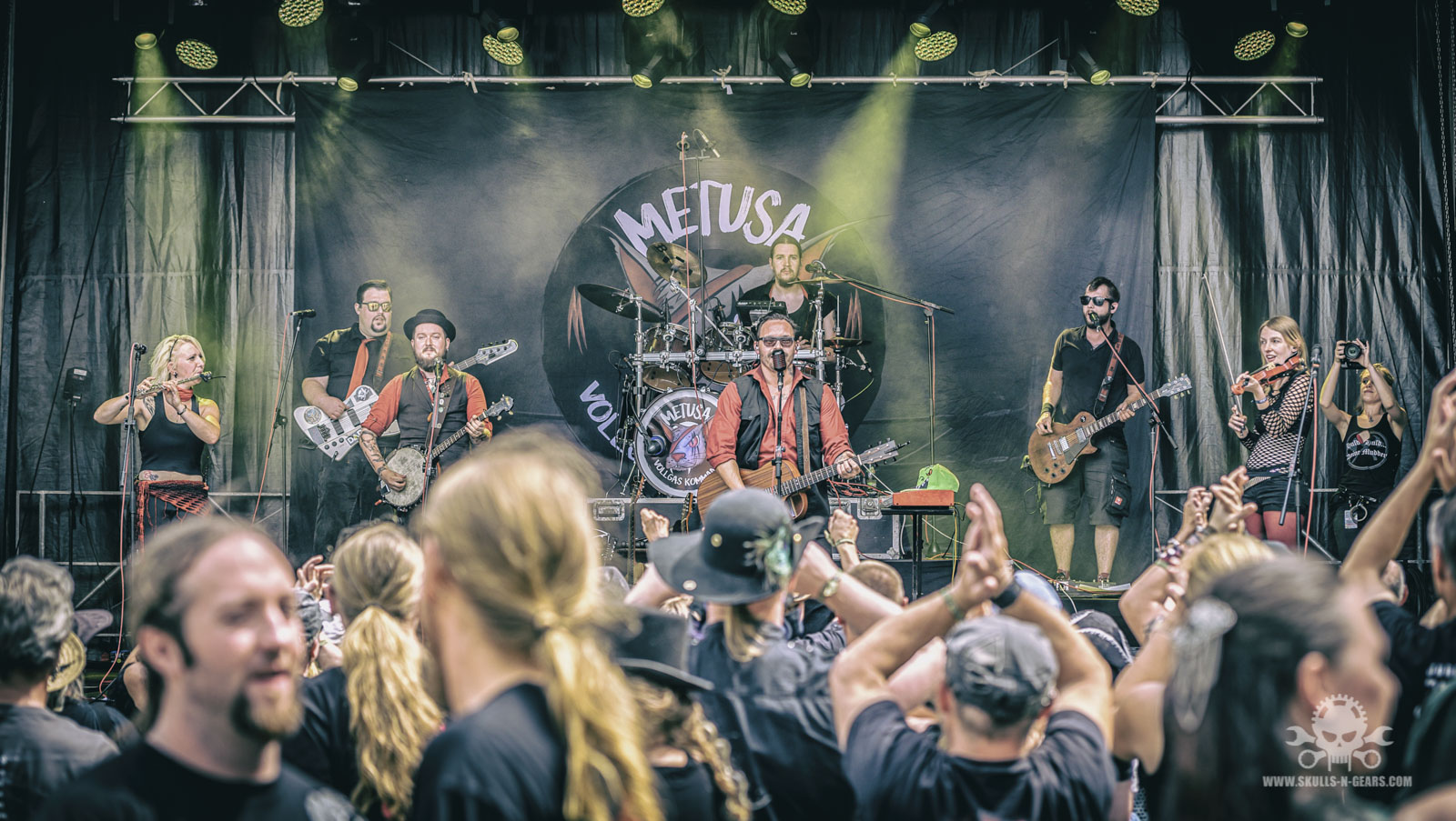Schlosshof Festival - Metusa -15