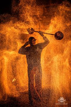Feuertanz Festival 2019 - Feuershow-1290