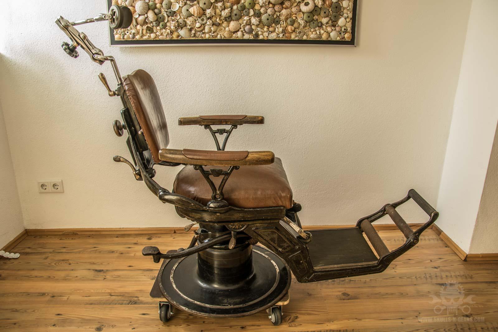 Dental Chair SP0010100 (1 von 9)