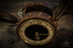 Steampunk Tasche Uhr