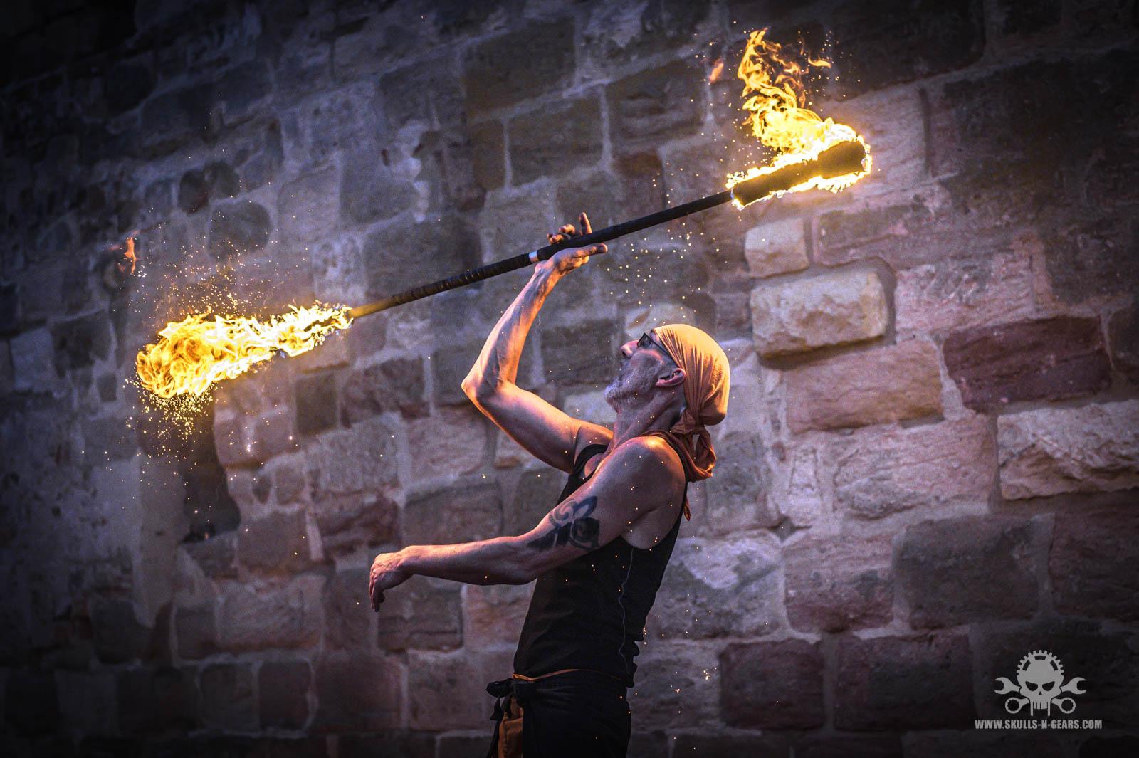 Feuertanz Festival 2019 - Feuershow-1180