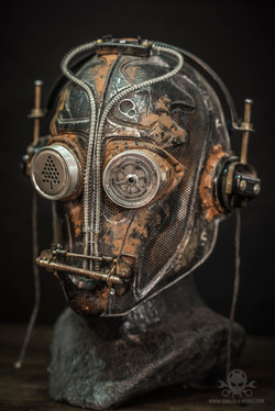 Mr X - STS Helm / Maske