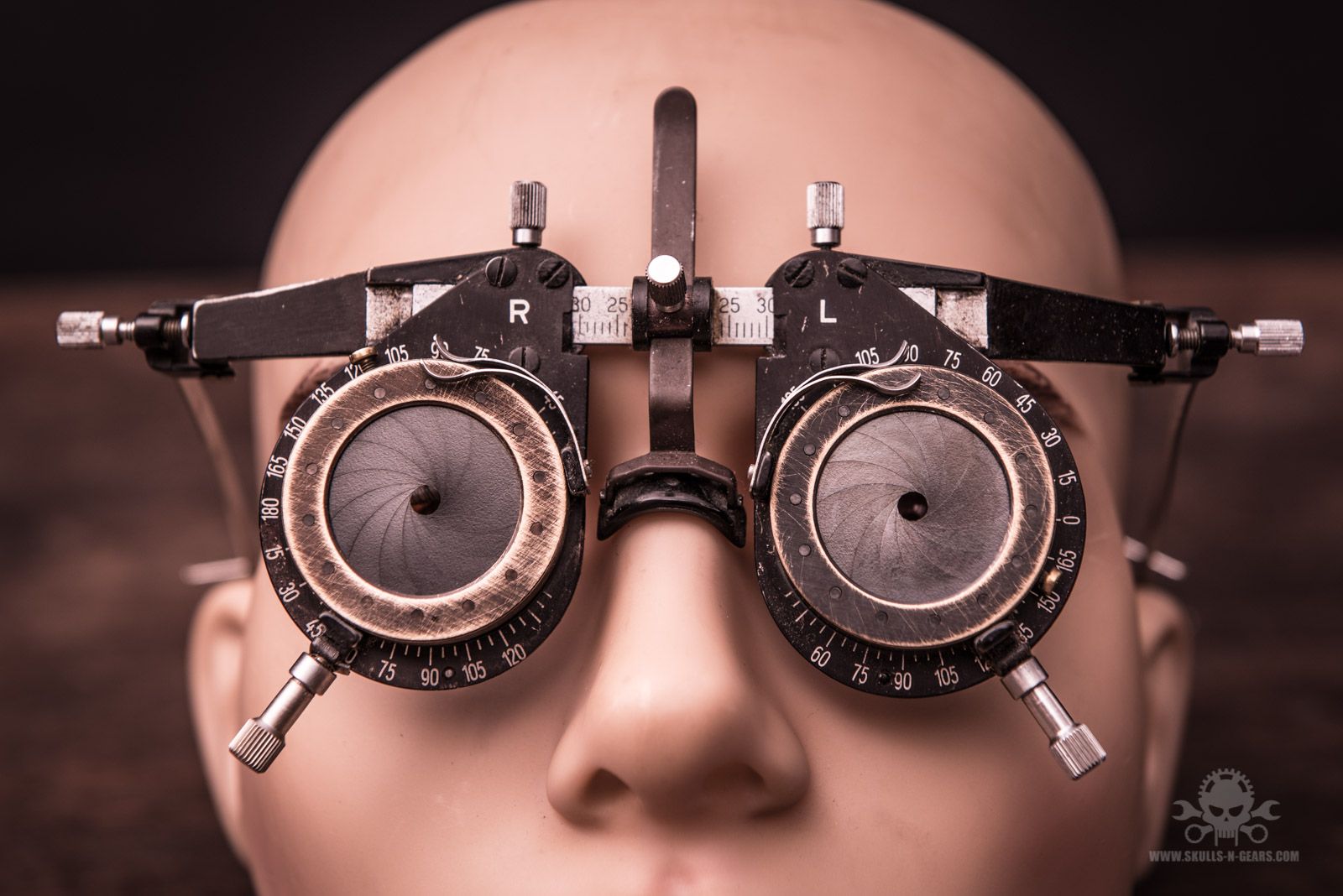 Steampunk Brille [020030043]