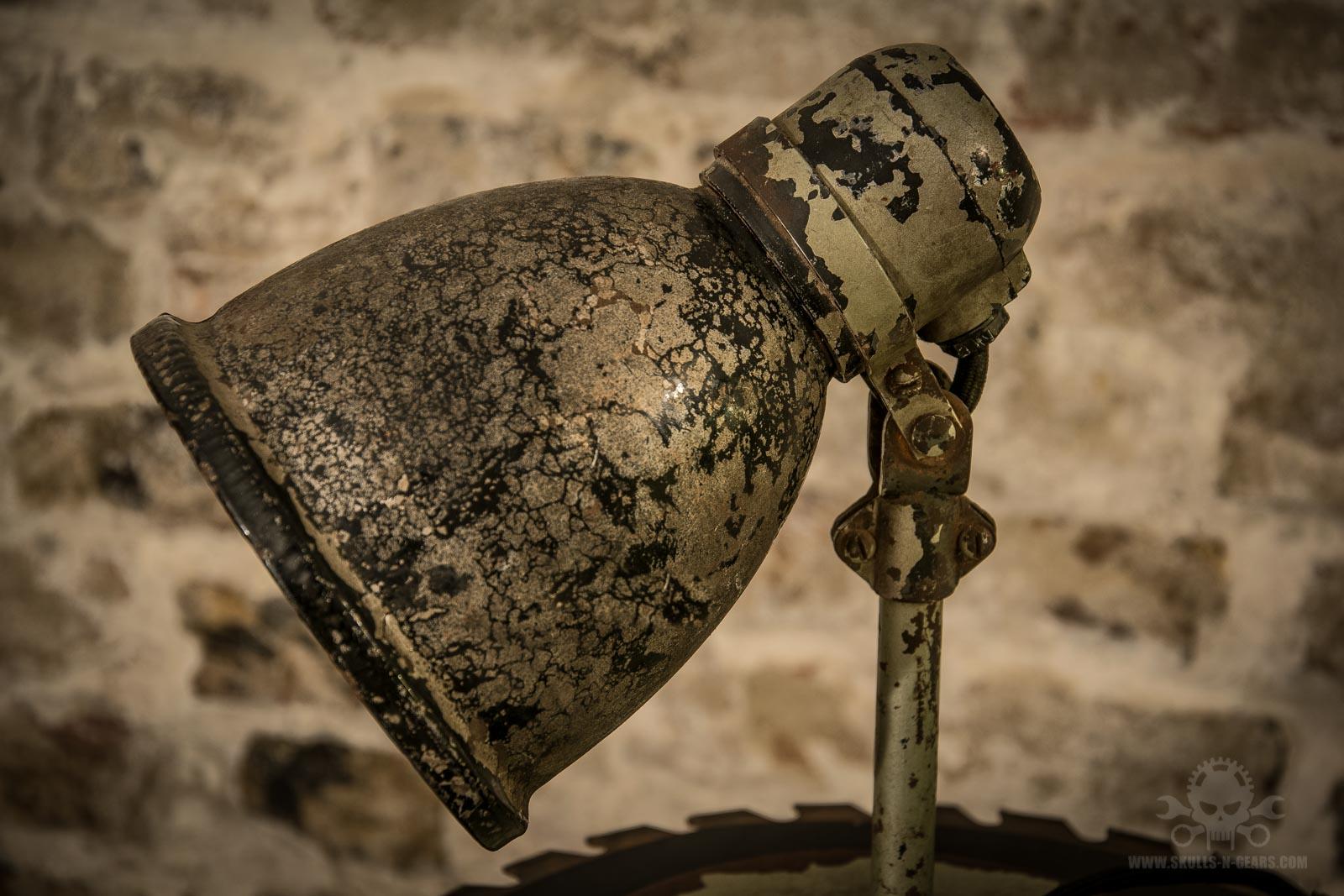 Steampunk Lampe (Nr 020030023)
