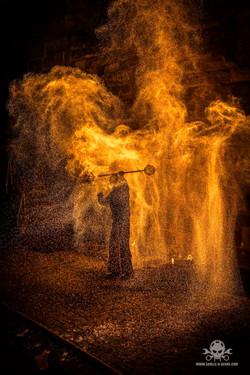 Feuertanz Festival 2019 - Feuershow-1316