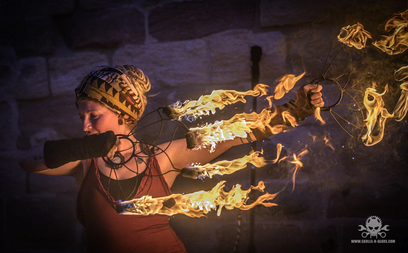 Feuertanz Festival 2019 - Feuershow-1214