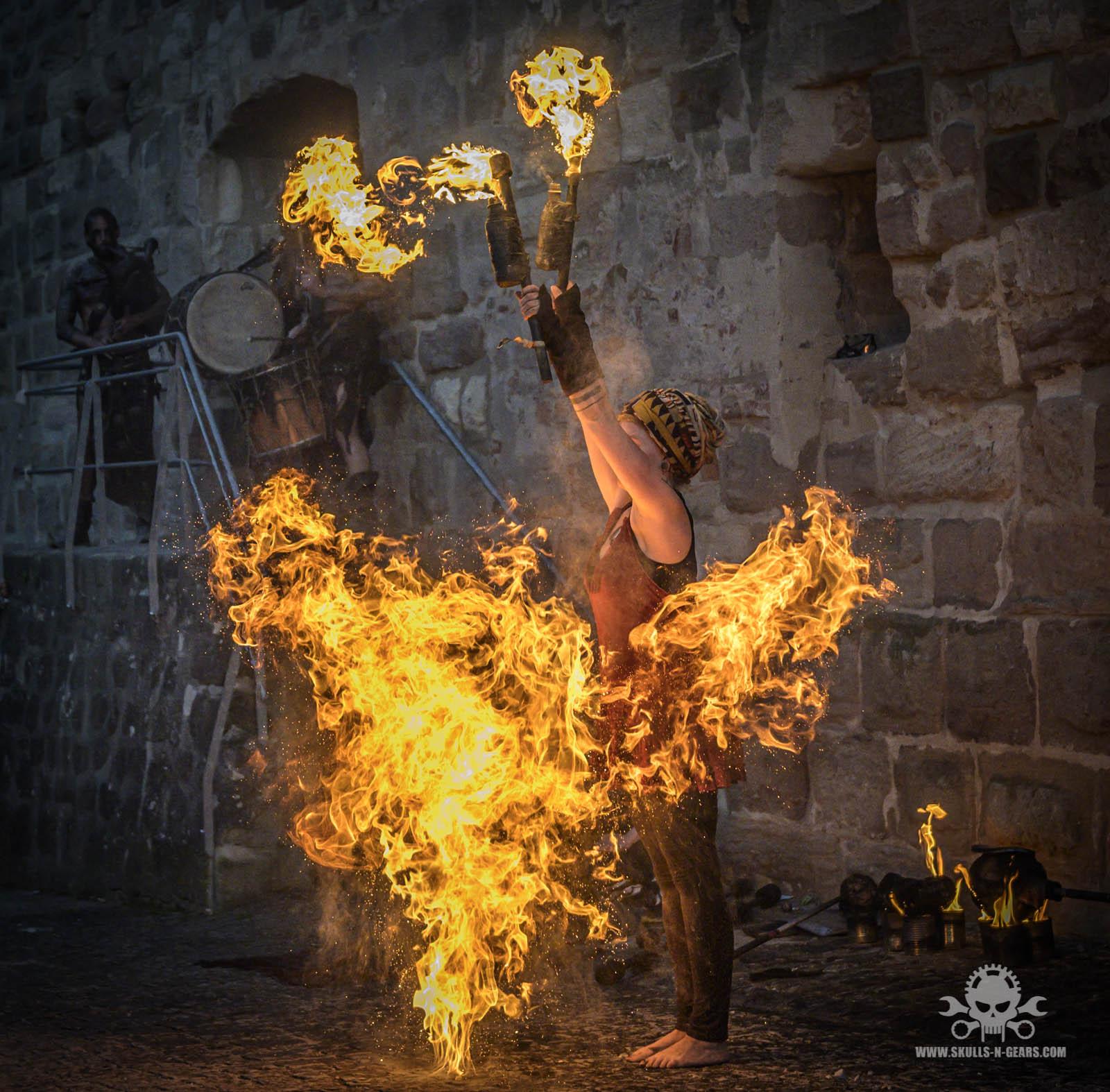 Feuertanz Festival 2019 - Feuershow-1137