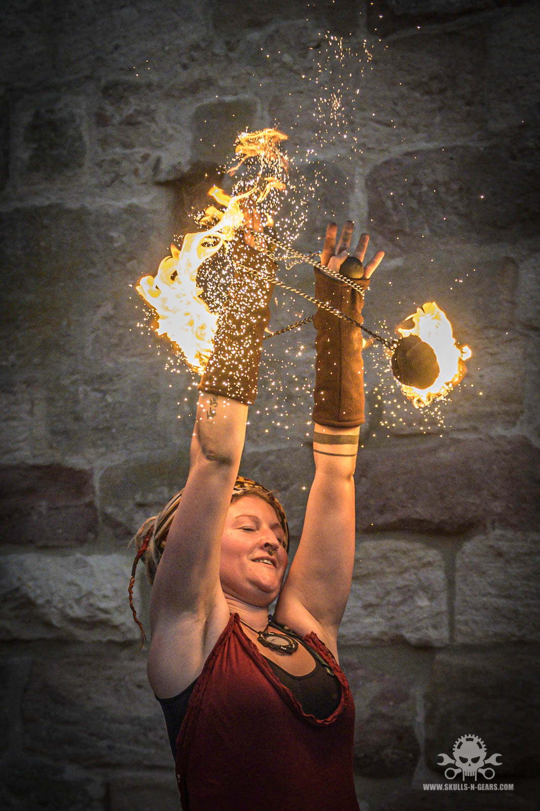 Feuertanz Festival 2019 - Feuershow-1145