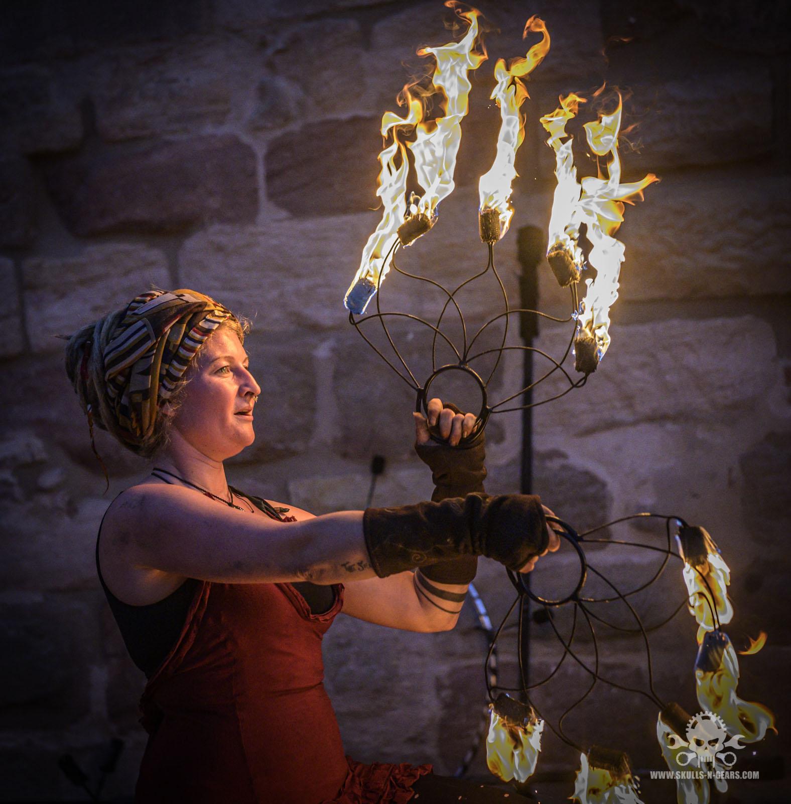 Feuertanz Festival 2019 - Feuershow-1212
