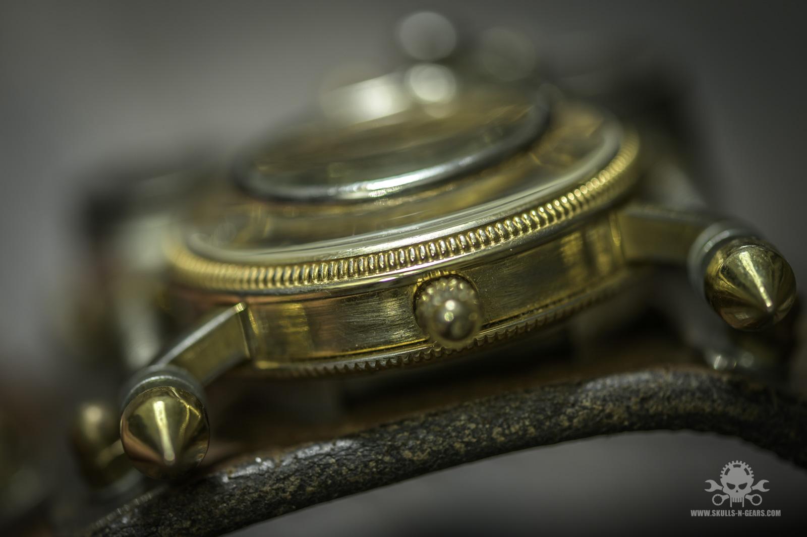 Steampunk Uhr [010030014] -21