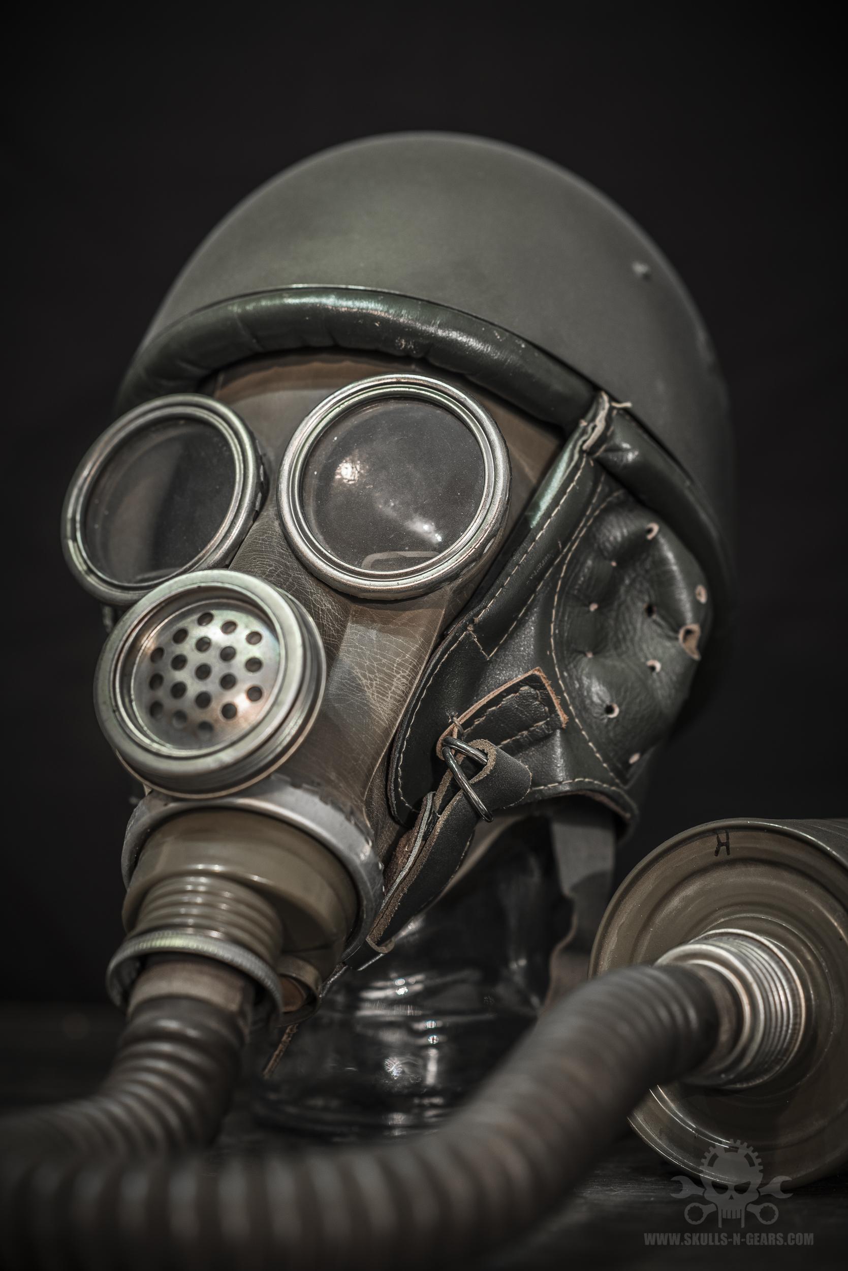 Fallschirmspringer Helm