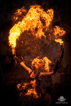 Feuertanz Festival 2019 - Feuershow-1126
