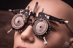 Steampunk Brille [020030043]