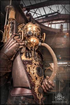 Brass Man II - [ BM-02b ]