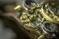 Steampunk Uhr [010030014] -22