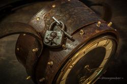 Steampunk Watch Bag