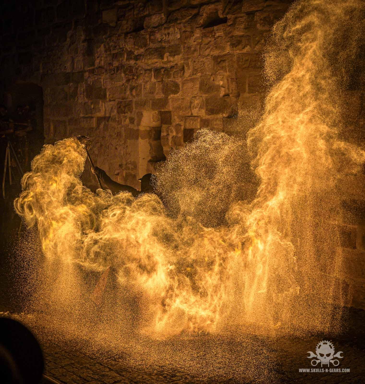 Feuertanz Festival 2019 - Feuershow-1305